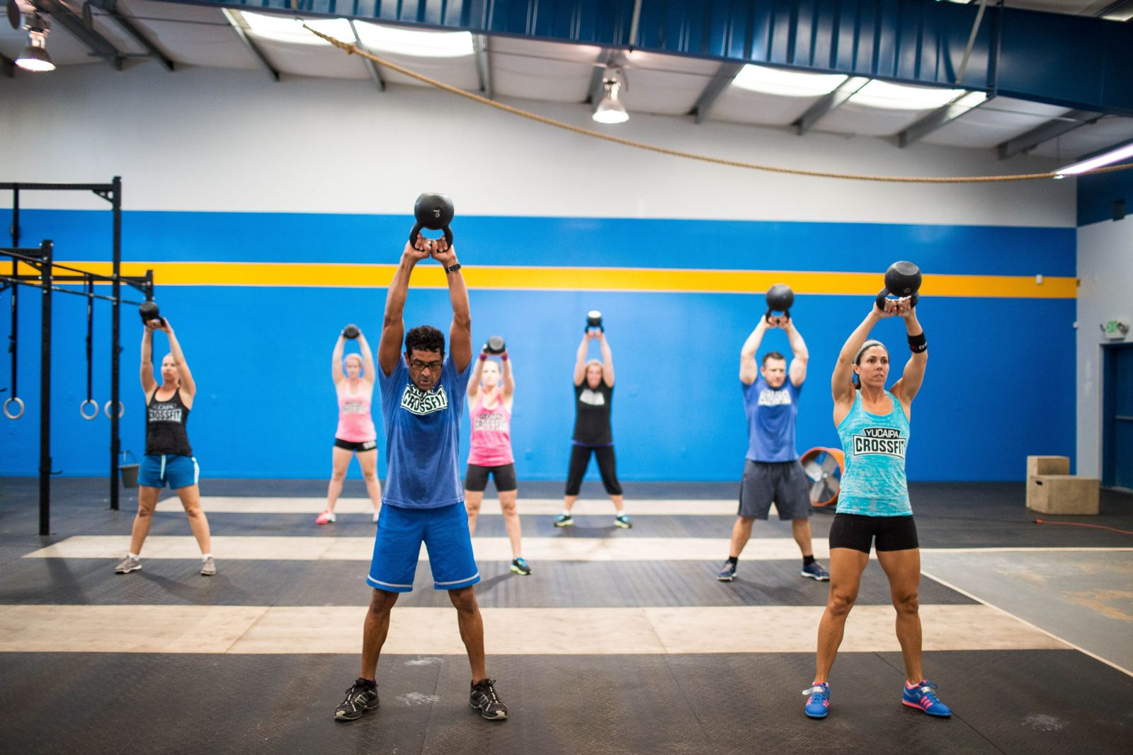 What is Yucaipa CrossFit