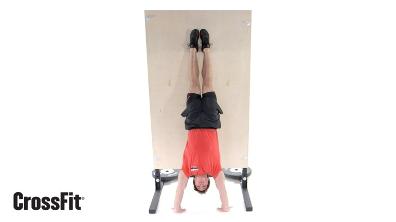 Strict Handstand Push-up