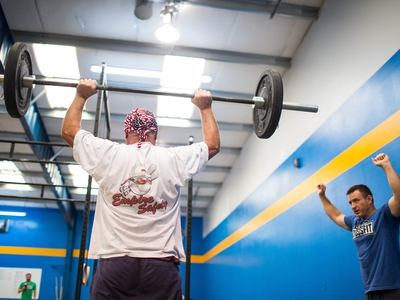 CrossFit Improves Your Well-Being
