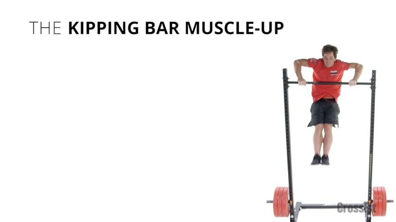 Kipping Bar Muscle-Up